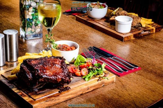 cuisine photographer Kent
