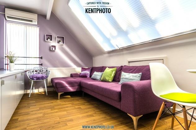 Architectural photographer Kent
