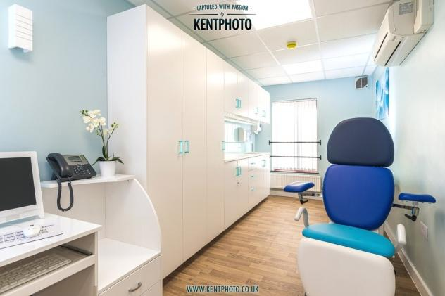 Medical photographer in Kent