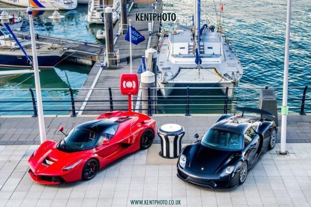 Car meets photography Kent