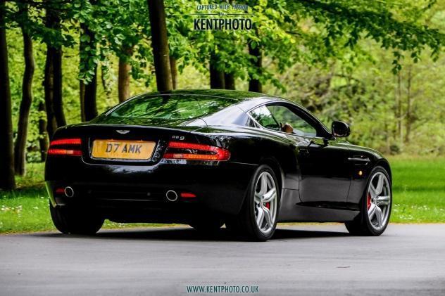Aston Martin photography Kent