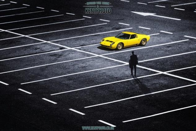 Automotive photography, Maidstone